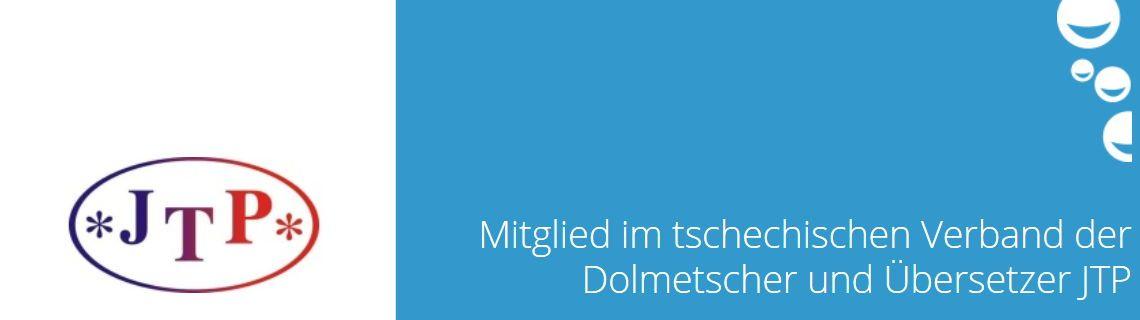 JTP - Verband Dolmetscher und Übersetzer in Tschechien